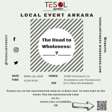 Local Event Ankara instagram poster