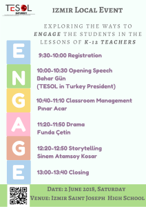 Izmir Local Event _ Engage